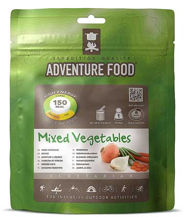 Mixed Vegetables pouch